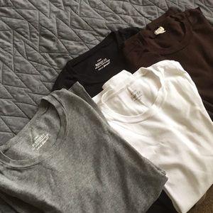 J Crew Perfect Fit Longsleeve Shirts
